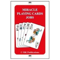 Miracle Playıng Cards (jobs) (Oyun Kartı)