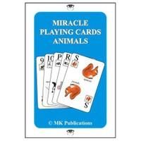 Miracle Playıng Cards (anımals) (Oyun Kartı)