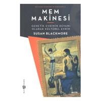 Mem Makinesi - (Genetik Evrimin Devamı Olarak Kültürel Evrim) - Susan Blackmore