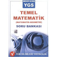 Fen YGS Temel Matematik Soru Bankası