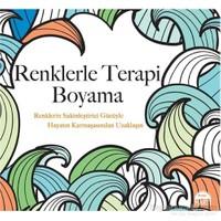 Renklerle Terapi Boyama-Christina Rose