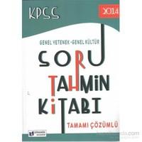 Dinamik Akademi 2014 KPSS Genel Yetenek - Genel Kültür Soru Tahmin Kitabı
