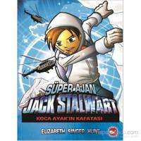 Süper Ajan Jack Stalwart (13. Kitap) Koca Ayak'ın Kafatası - Elizabeth Singer Hunt