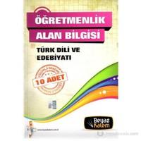 Beyaz Kalem 2015 ÖABT Türk Dili Ve Edebiyatı 10 Çözümlü Deneme