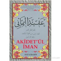 Akidet'ül İman Haydari (Orta Boy - Kod: 045)