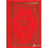 Kur'an-ı Kerim ve Yüce Meali (Cep Boy - Kılıflı - Kod: 110)