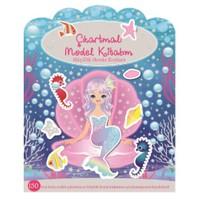 Çıkartmalı Model Kitabım Dizisi: Büyülü Deniz Kızları