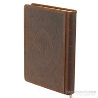 Hakiki Deri Çanta Boy Kuran-ı Kerim 5 Renk Samua Kağıt (1562)
