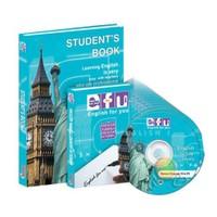 Efu İngilizce Öğrenim Seti - Beginner Levels -dvd