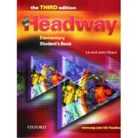 New Headway English Course: Elementary Student's Book + Workbook (The Third Edition)