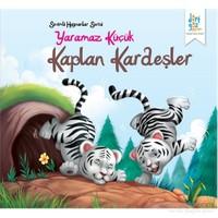 """Sevimli Hayvanlar Serisi """"Yaramaz Küçük Kaplan Kardeşler - Future Co"""