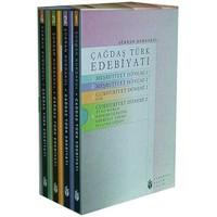 Çağdaş Türk Edebiyatı Tanzimat'tan 21. Yüzyıla Türk Edebiyatı Tarihi 4 Cilt Takım