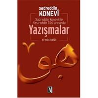 Yazışmalar-Sadreddin Konevi