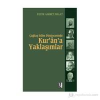 Çağdaş İslam Düşüncesinde Kur'an'a Yaklaşımlar Hasan Hanefi, Nasr H. Ebu Zeyd ve Muhammed Arkoun Ö