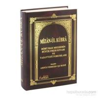 Mizanül Kübra, Dört Büyük Mezhebin Fıkıh Kitabı