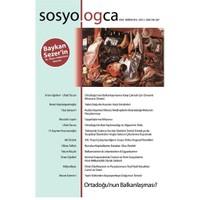 Sosyologca Dergisi Sayı: 3