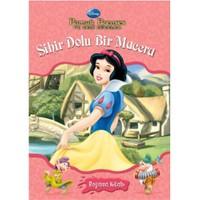Pamuk Prenses Sihir Dolu Bir Macera Suluboya Kitabı