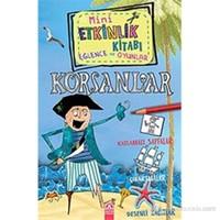 Mini Etkinlik Kitabı Eğlence Ve Oyunlar - Korsanlar-Andrea Pinnington