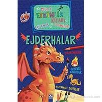 Mini Etkinlik Kitabı Eğlence Ve Oyunlar - Ejderhalar-Andrea Pinnington