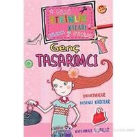 Mini Etkinlik Kitabı Eğlence ve Oyunlar - Genç Tasarımcı