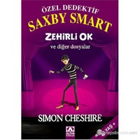 Özel Dedektif Saxby Smart Zehirli Ok Ve Diğer Dosyalar-Simon Cheshire