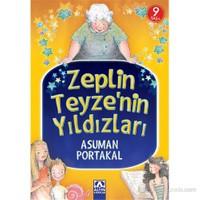 Zeplin Teyze'Nin Yıldızları-Asuman Portakal
