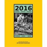 2016 Ajanda: Oyunlar