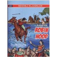 Resimli Klasikler Dizisi: Robin Hood - Howard Pyle