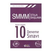 Smmm Staja Başlama 10 Deneme Sınavı
