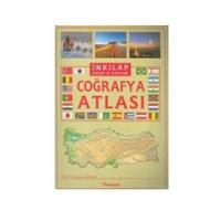 Coğrafya Atlası Resimli ve Açıklamalı - İbrahim Atalay
