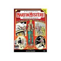 Martin Mystere İmkansızlar Dedektifi Sayı: 118 Büyük Houdini