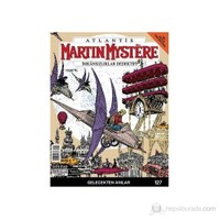 Martin Mystere İmkansızlıklar Dedektifi Sayı: 127 - Gelecekten Anılar