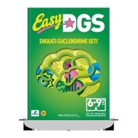 Easy Dikkati Güçlendirme Seti 6-9 Yaş A Kitapçığı - Osman Abalı
