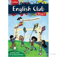 Collins English Club Book 1 (CD'li)