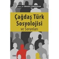 Çağdaş Türk Sosyolojisi Ve Sorunları-Orhan Türkdoğan