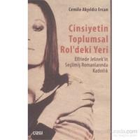 Cinsiyetin Toplumsal Rol'deki Yeri - Cemile Akyıldız Ercan