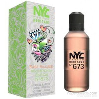 Nyc East Village Rock Tattoo Edition No 673 For Her Edt 100Ml Kadın Parfüm