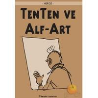 Tenten Ve Alf – Art - Herge