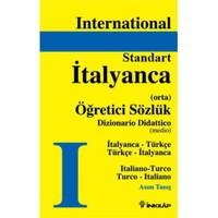 İnkılap İtalyanca – Türkçe Türkçe – İtalyanca Standart Sözlük