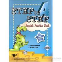 Harf Step By Step 4.Sınıf English Pratice Book Cd Inside