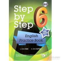 Harf Step By Step 6.Sınıf English Pratice Book Cd Inside