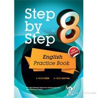 Ortaokul 8. Sınıf Step by Step English Practice Book - S. Müge Akgün