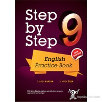 Lise 9. Sınıf Step by Step English Practice Book - S. Müge Özer