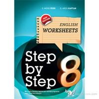 Ortaokul 8. Sınıf Step by Step English Worksheets