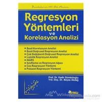 Regresyon Yöntemleri Ve Korelasyon Analizi
