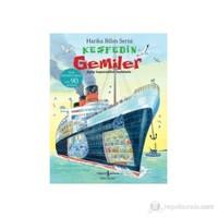 Keşfedin Gemiler - Conrad Mason