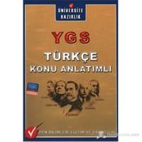 Fen YGS Türkçe Konu Anlatımlı El Kitabi