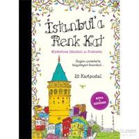 İstanbul'A Renk Kat: 20 Kartpostal