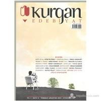 Kurgan Edebiyat Dergisi Sayı 2 Yıl 1 Temmuz-Ağustos 2011