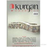 Kurgan Edebiyat Dergisi Sayı 8 Yıl 2 Temmuz-Ağustos 2012